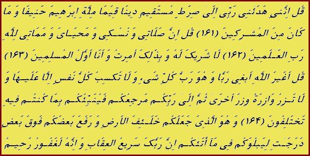 The Arabic Quran